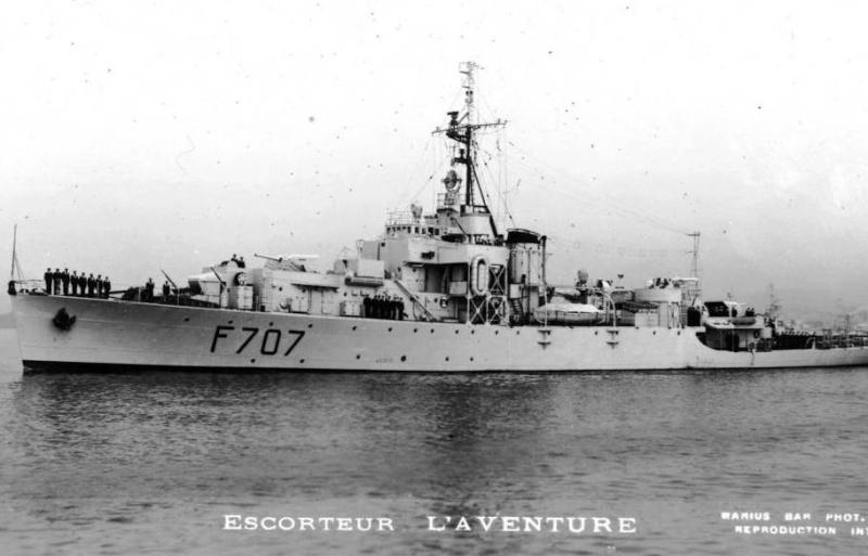 * L'AVENTURE (1944/1962) * 890_0010