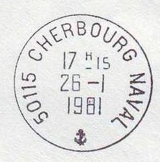 CHERBOURG NAVAL A11