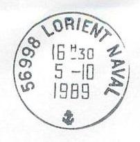 LORIENT NAVAL A13