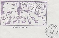 DU CHAYLA (ESCORTEUR D'ESCADRE) A21