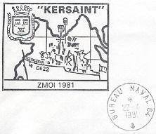 KERSAINT (ESCORTEUR D'ESCADRE) A27