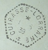 cuirasse - LORRAINE (CUIRASSE) A29