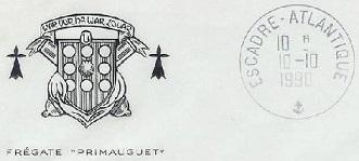 PRIMAUGUET (FREGATE) A38