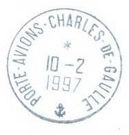 CHARLES DE GAULLE (PORTE-AVIONS) A42