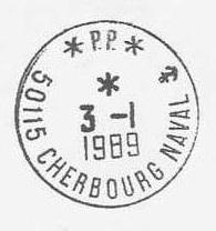 CHERBOURG NAVAL B12