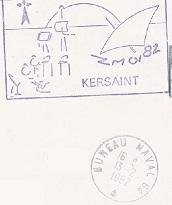 KERSAINT (ESCORTEUR D'ESCADRE) B27