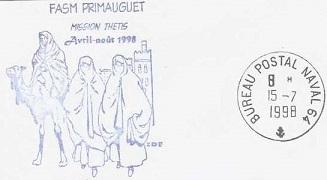 PRIMAUGUET (FREGATE) B38