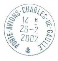 CHARLES DE GAULLE (PORTE-AVIONS) B42
