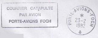 FOCH (PORTE-AVIONS) C110