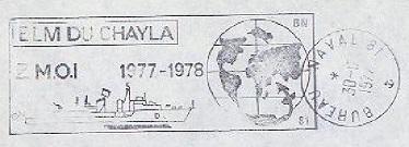 DU CHAYLA (ESCORTEUR D'ESCADRE) C19