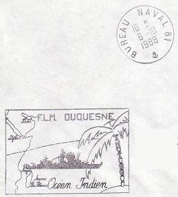 DUQUESNE (FREGATE LANCE-MISSILES) C20
