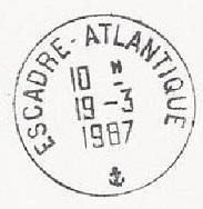 ESCADRE DE L'ATLANTIQUE C21