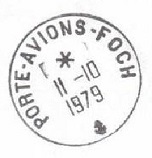 FOCH (PORTE-AVIONS) C22