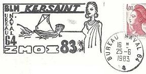 KERSAINT (ESCORTEUR D'ESCADRE) C23