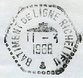 RICHELIEU (BÂTIMENT DE LIGNE) C30