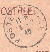 Les Cachets Anonymes de 1940. Cachet14