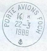 FOCH (PORTE-AVIONS) D19