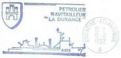 DURANCE (PETROLIER RAVITAILLEUR) Duranc10