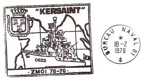 KERSAINT (ESCORTEUR D'ESCADRE) E16
