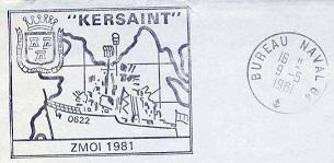 KERSAINT (ESCORTEUR D'ESCADRE) F16