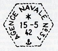 Bureau Postal Naval Temporaire N° 31 de Fort-de-France Img21612