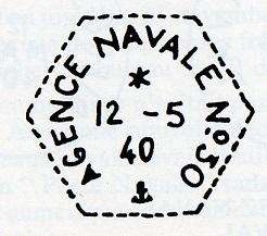Bureau Postal Naval Temporaire N° 30 Campagne de Norvège - Narvik Img21911