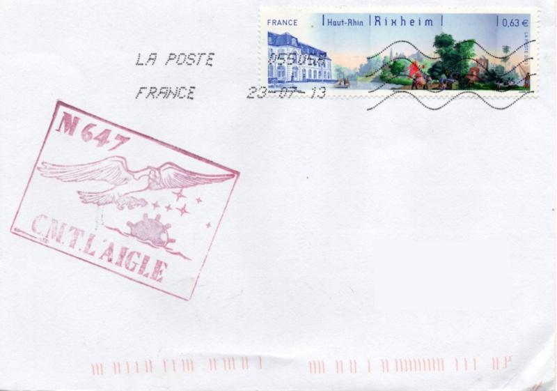 * L'AIGLE (1987/....) * Img34510