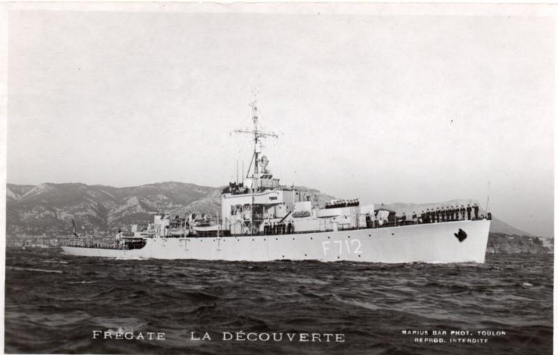 * LA DÉCOUVERTE (1943/2002) * Img36410