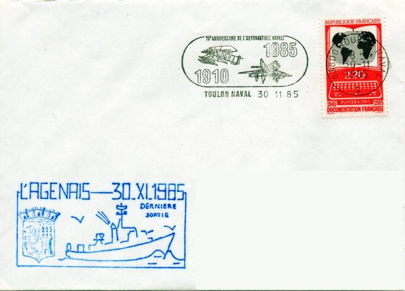 * L'AGENAIS (1958/1985) * Img48210