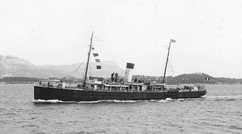 Bureau Embarqué du Croiseur Auxiliaire NUMIDIA - LIGNE A Numidi10