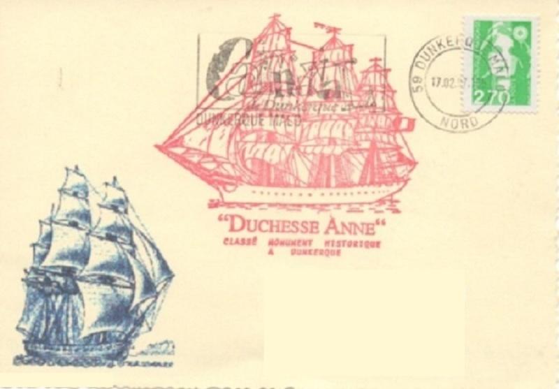 * DUCHESSE ANNE (1946/....) Sans-t14
