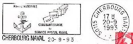 CHERBOURG NAVAL W410