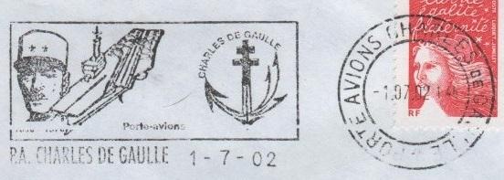 CHARLES DE GAULLE (PORTE-AVIONS) Wa13