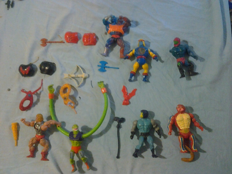Masters of The Universe lotto figure varie Image105