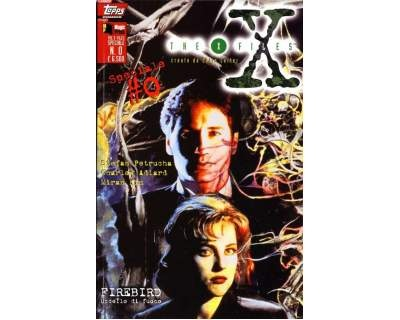 Vendo fumetto X-Files Topp Comics Image530