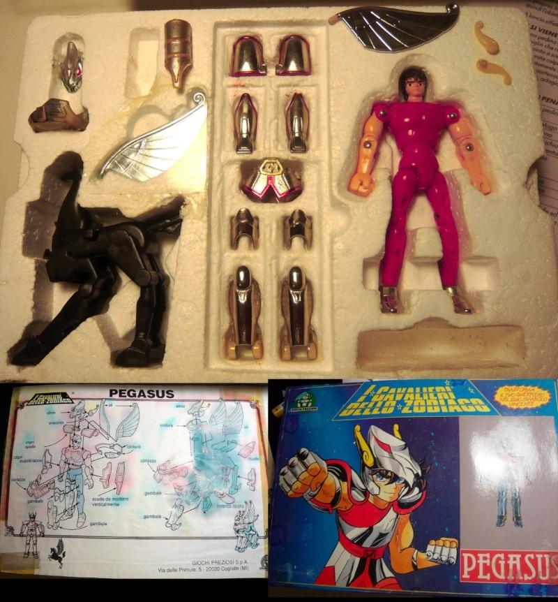 Vendo cavaliere dello zodiaco Pegasus Giochi Preziosi 1986 Image655
