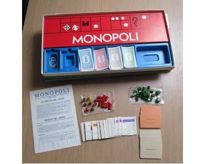 Giochi da tavolo Monopoli, Solitario Cinese e Paroliamo Image68