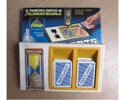 Giochi da tavolo Monopoli, Solitario Cinese e Paroliamo Image69