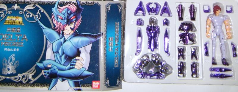 Mini Lotto Cavalieri dello Zodiaco Saint Seiya Bandai HK  Image787