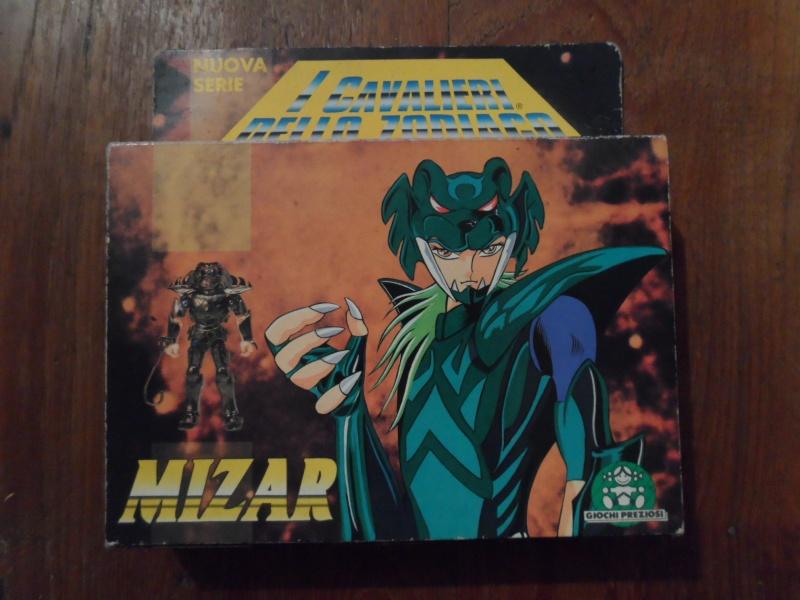 Vendo Cavalieri dello Zodiaco Vintage - scatola azzurra e scatola tempio Sam_3232