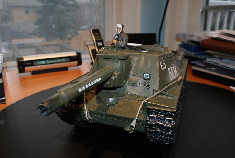 My SU-152 for Airbrusher Dsc04310