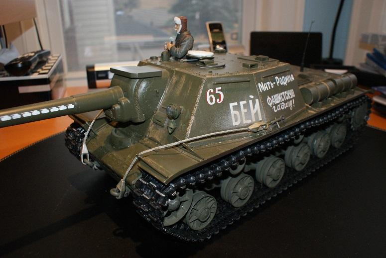 My SU-152 for Airbrusher Dsc04311
