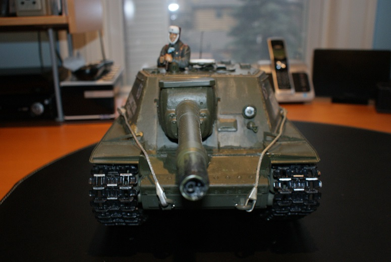 My SU-152 for Airbrusher Dsc04313