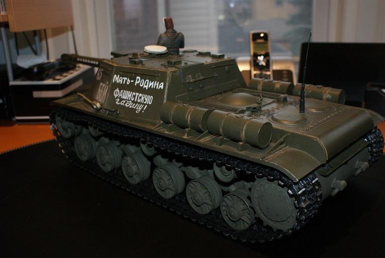 My SU-152 for Airbrusher Dsc04314