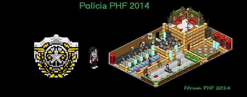 Polícia PHF - OFICIAL