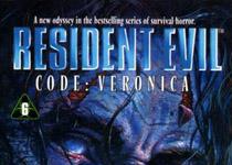 Resident Evil: Code: Veronica - Book #6 08210410