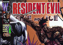 Resident Evil: Fire And Ice #3 13107610