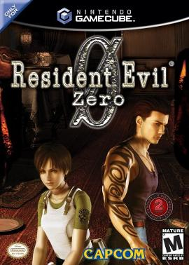 Обзор и Обсуждение Resident Evil Zero 270px-10