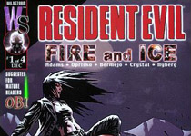 Resident Evil: Fire And Ice #1 65752210