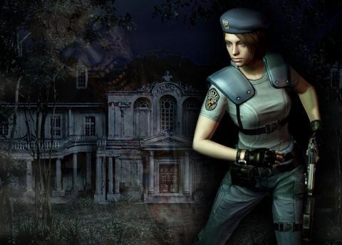 Обзор и обсуждение Resident Evil 1 Reside16